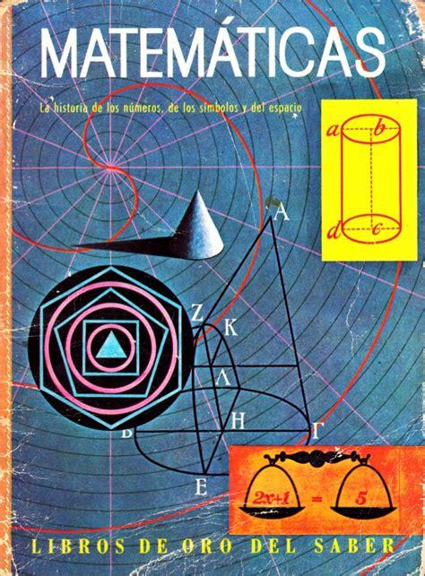 Imagenes Libro Matematicas | libro de oro de matem 225 ticas