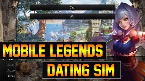 fan fiction mobile mobile legends dating sim fan fiction