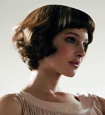 vintage haircuts bangs desenfadado natural c 243 modo importante la onda y el