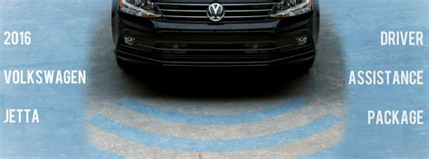 vw jetta driver assistance package features