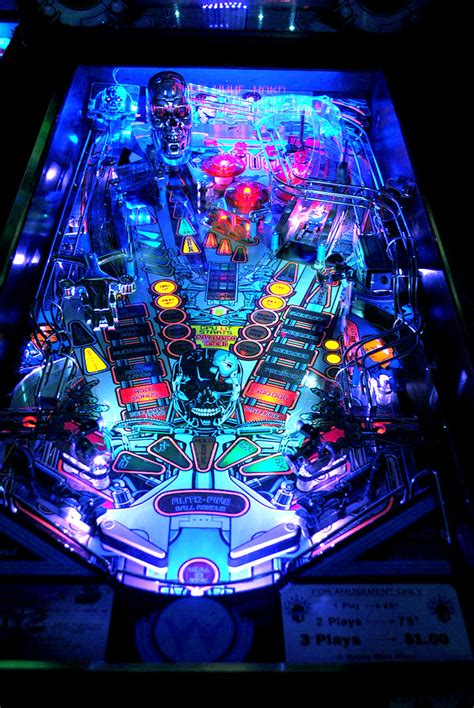 High Quality Terminator 2 Pinball Ultimate LED lighting Kit Pinball LEDs