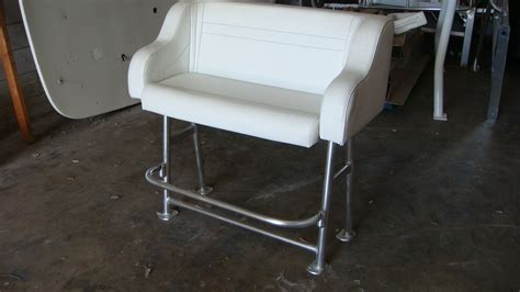 console forum center console leaning post seat for sale the hull