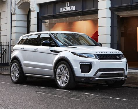 2016 range rover 2016 range rover evoque unveiled with subtle styling
