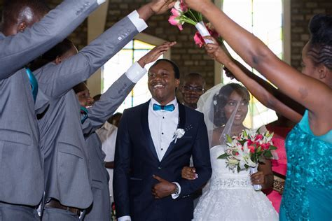 Nelly & Ricky :: Brookhaven Gardens Kenyan Wedding