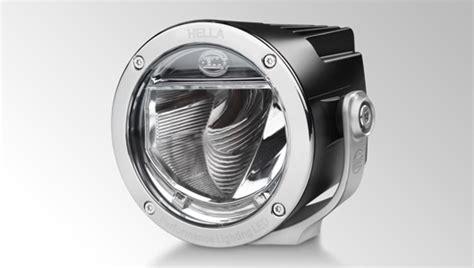 Lu Led Motor X hella presenteert de luminator x led voor het robuustere