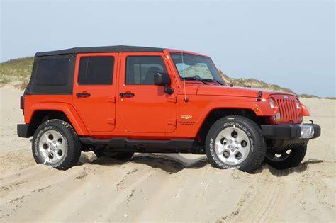 Jeep Rentals Nantucket Nantucket Jeep 4 Door Rental