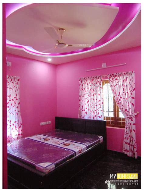 modern bedroom interior designs  kerala simple