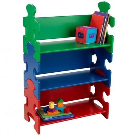 kidkraft puzzle bookshelf 14400