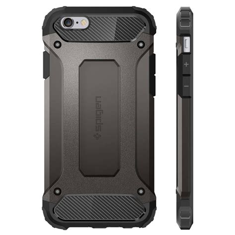 Metal Iphone 6 spigen tough armor tech for iphone 6 plus iphone 6s