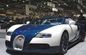 History Of Bugatti Veyron Royal Blue Carbon The Complete History Of The