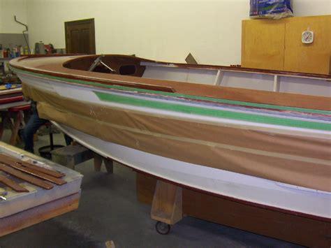 higgins boat restoration striiping