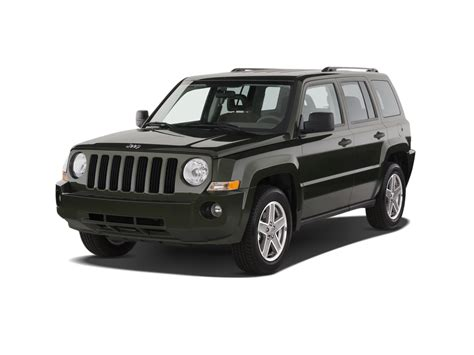 jeep patriot reviews  rating motor trend