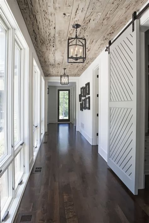 Barn Door Windows Decorating Moody Monday Chic Modern Farmhouse Style