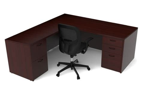 S Shaped Desk by Cherryman L Shaped Desk