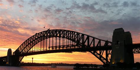 Your House by File Sydney Harbour Bridge Sunset Jpg Wikimedia Commons