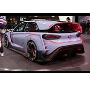 Hyundai RN30 Concept And I20 WRC Car  Official Pictures Auto