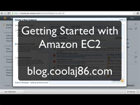 started  amazon aws ec  year  vps web
