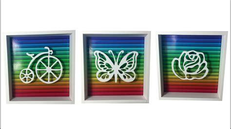 imagenes abstractas faciles de hacer cuadros decorativos f 225 ciles de hacer aprende paso a paso