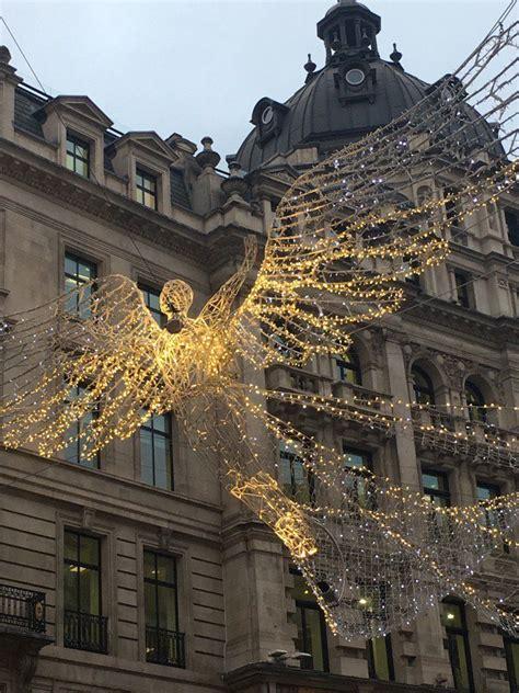 angels  london christmas decoration london christmas london christmas lights christmas