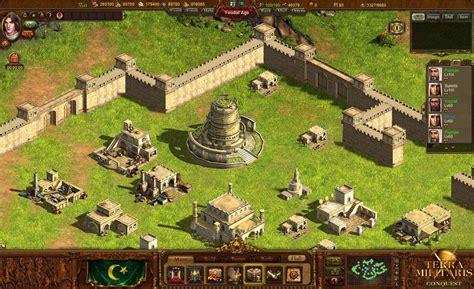 Terra Top terra militaris top browserspiel persisches gebiet