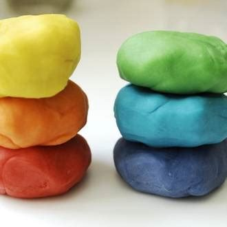 colorful clay how to make colourful clay for using this easy recipe
