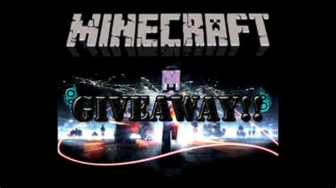 Minecraft Gift Codes Giveaway - minecraft gift code giveaway youtube