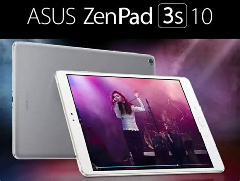 Asus Laptop Price Taiwan 9 7 inch asus zenpad 3s 10 tablet going on sale in taiwan on 1 august 2016 technave