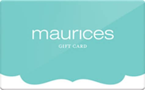 Maurices Gift Card - maurices gift card discount 33 30 off