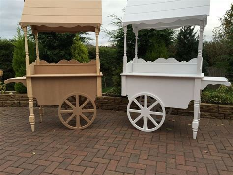 CANDY CART SWEET CART WEDDING CART MARKET DISPLAY TROLLEY