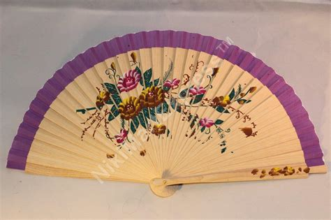 oriental fans wall decor hand painted oriental bamboo silk hand folding fan wall