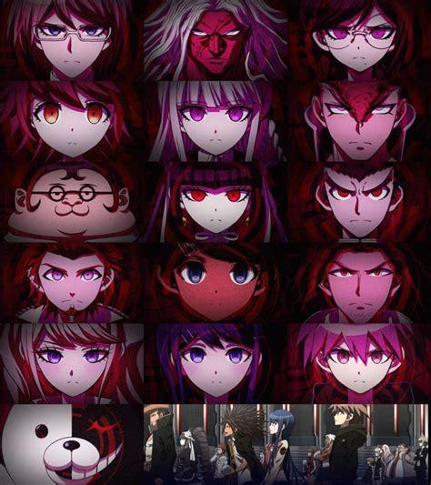 crunchyroll video first quot danganronpa quot anime preview