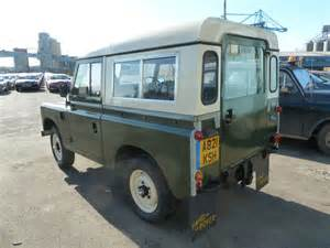a821 ksh delivered to liverpool docks land rover