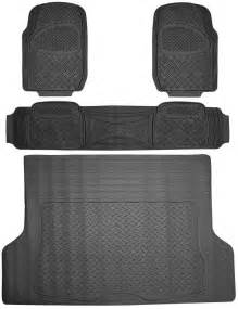 Jeep Floor Mats And Cargo Liners Jeep Grand Rubber Slush Floor Mats Cargo Liner