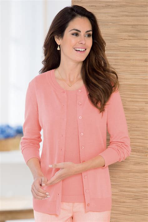 light pink sweater set ladies pink sweater set coat nj