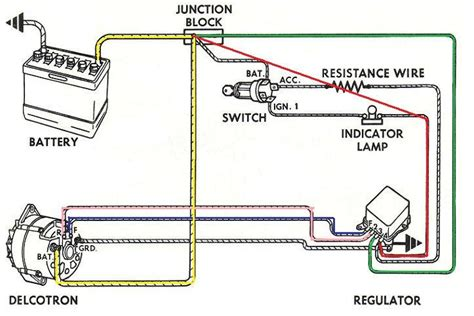 ultima alternator wiring diagram wiring diagram with