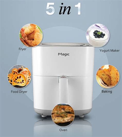 Multi Magic Cook tongyang magic air fryer oven food dehydrator yogurt maker