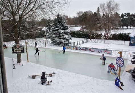 backyard ice skating backyard ice rinks backyard rink iron sleek inc