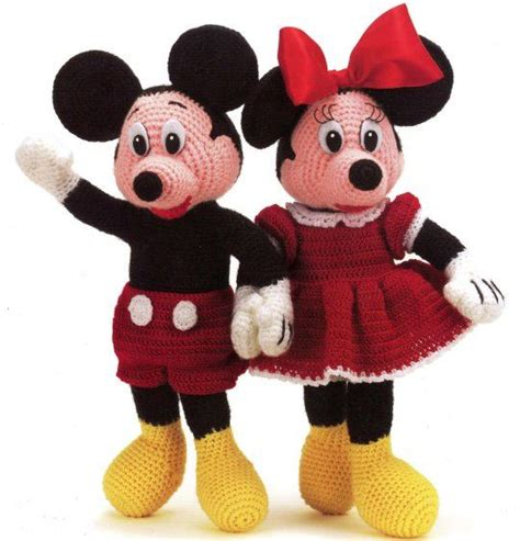 minnie mouse doll knitting pattern 1000 images about crochet on crochet baby