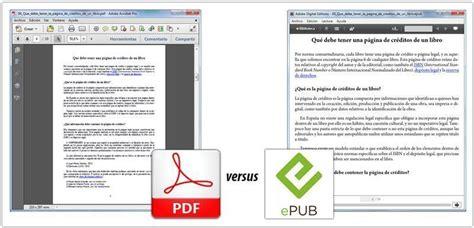 imagenes a formato pdf por qu 233 el formato pdf es mejor que el epub