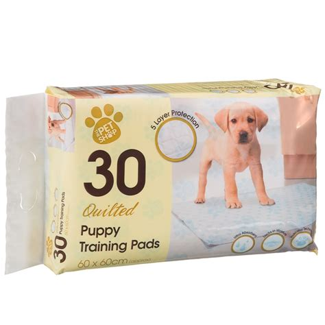 Quilted Puppy Pads by Quilted Puppy Pads 30pk 60 X 60cm Pets Dogs