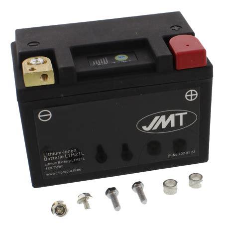 Bmw Motorrad Batterie by Batterie Motorrad Ltm21l