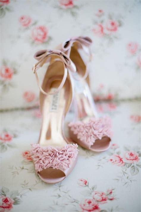 light pink wedding shoes hochzeitslichter hellrosa brautschuhe 2047492 weddbook