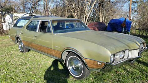 Average Cost To Paint Home Interior 1968 oldsmobile vista cruiser wagon manchaca tx
