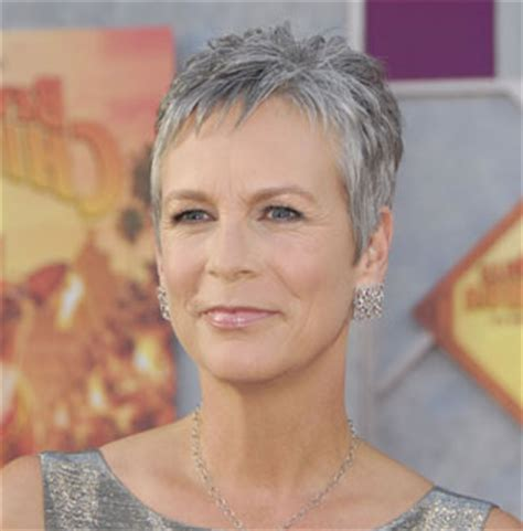 hairstyles for gray hair 2011 short grey hair cut