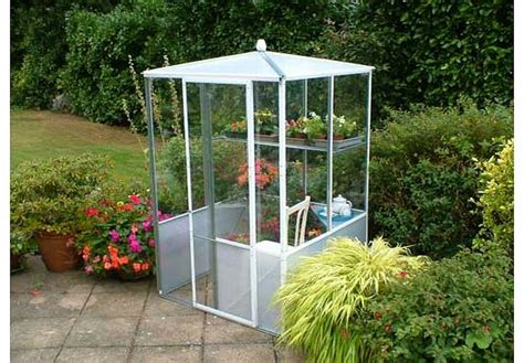 Greenhouse Patio by Norfolk Greenhouses Ltd Patio House Compact Greenhouse