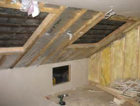 how do you insulate a loft conversion thegreenage