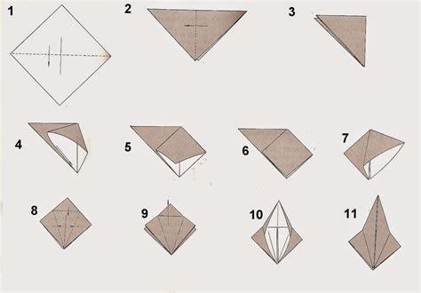 langkah mudah membuat origami burung cara membuat burung dari kertas origami iboxe