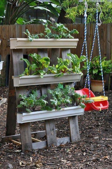 Gutter Garden by Gutter Garden Edible Gardening