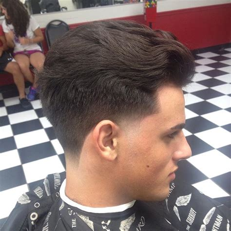 blast fade hairstyle best brooklyn blowout haircuts for trendsetting men
