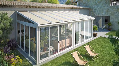 con veranda veranda in alluminio 3 facile